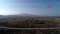 İzmir bataklık ve sazlık bölge, türkiye'nin en büyük jeotermal ısıtmalı serası olacak