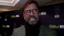Klopp says Ballon d'Or should go to van Dijk