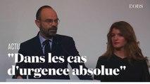 """Violences conjugales : Edouard Philippe veut lever le secret médical en cas """"d'urgence absolue où il existe un risque sérieux de renouvellement de violence"""""""