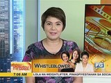 "Nora Aunor, bilib sa performance nina Angelica Panganiban at Cherrie Pie Picache sa """"Whistleblower"""""