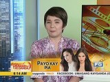 Wonder Woman' Gal Gadot, may payo kay Miss Universe Pia Wurtzbach