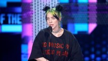 Billie Eilish hits back over booing video