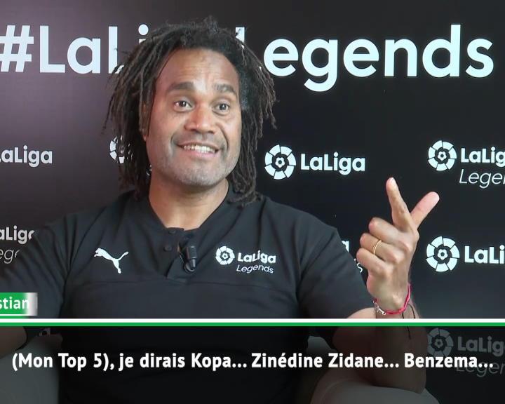 La Liga - Karembeu donne son Top 5 des joueurs français en Espagne