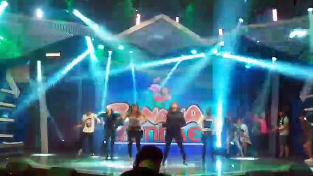 Opening dance rehearsals, masisilip na!