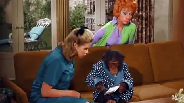 Bewitched S2 E01 & E02