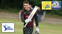 IPL2020 Auction : Mumbai Indians, Chennai Super Kings Chase This 21-Year-Old Batsman !
