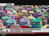 """Jason Sudeikis, Josh Gad at Peter Dinklage, ilan sa boses sa """"""""Angry Birds"""""""""""