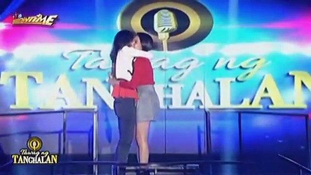 Rosalyn Lagunsay, naagaw ang golden microphone sa Tawag ng Tanghalan!