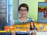 Nikki Gil, balik Pilipinas matapos ang honeymoon nilang mag-asawa