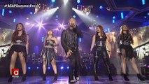 Rocking and rolling with International sensations Arnel Pineda & X Factor UK finalist 4thImpact