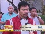 Muhammad Ali, binigyang pugay ng mga kapwa atleta at fans