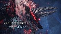 Monster Hunter World : Iceborne - Voici le Zinogre stygien