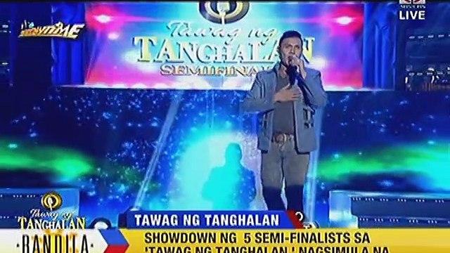 Showdown ng 5 Semi-finalists sa 'Tawag ng Tanghalan,' nagsimula na