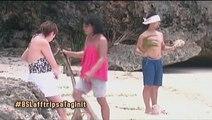 Angge, naging emosyonal matapos ang kanyang Hugot Island