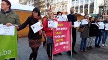 Une minute de bruit pour faire entendre la voix des victimes de féminicide depuis 2017