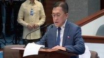 Senator Bong Go's privilege speech on SEA Games 2019 hosting issues