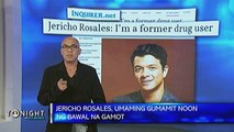 Jericho Rosales admits he used illegal drugs when he was young