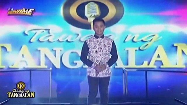 Jestonie Divino, naagaw ang titulo ng defending champion ng Tawag ng Tanghalan
