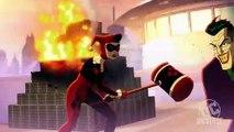 Harley Quinn - bande-annonce de la série animée DC (VO)