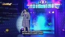 Luzon contender Behnaz Samadi Denani sings Kuh Ledesmas Ako Ay Pilipino