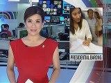 Melody Pimentel, gumawa ng barong na isinuot ni Duterte sa inagurasyon