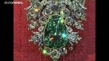 Diamanten-Raub in Dresden: Polizei fahndet nach zwei Tätern