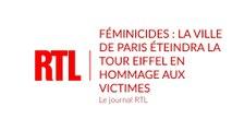 Féminicides : la Ville de Paris éteindra la Tour Eiffel en hommage aux victimes