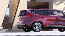Renault Espace 5 restylé : Il fait le plein de technologies