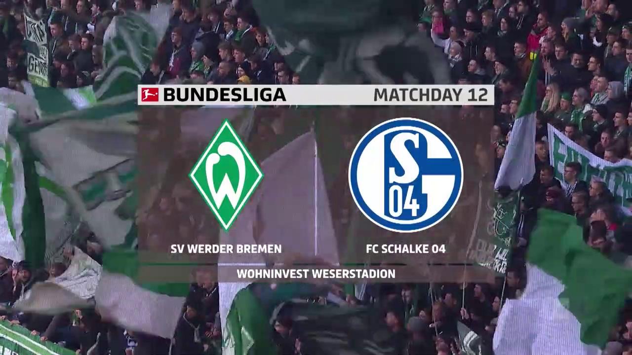Werder Bremen – Schalke 04 (1-2) - Maç Özeti - Bundesliga 2019/20