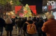 Strasbourg: La féerie de Noël en marche