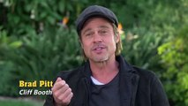 ONCE UPON A TIME IN HOLLYWOOD movie - Brad Pitt Vignette