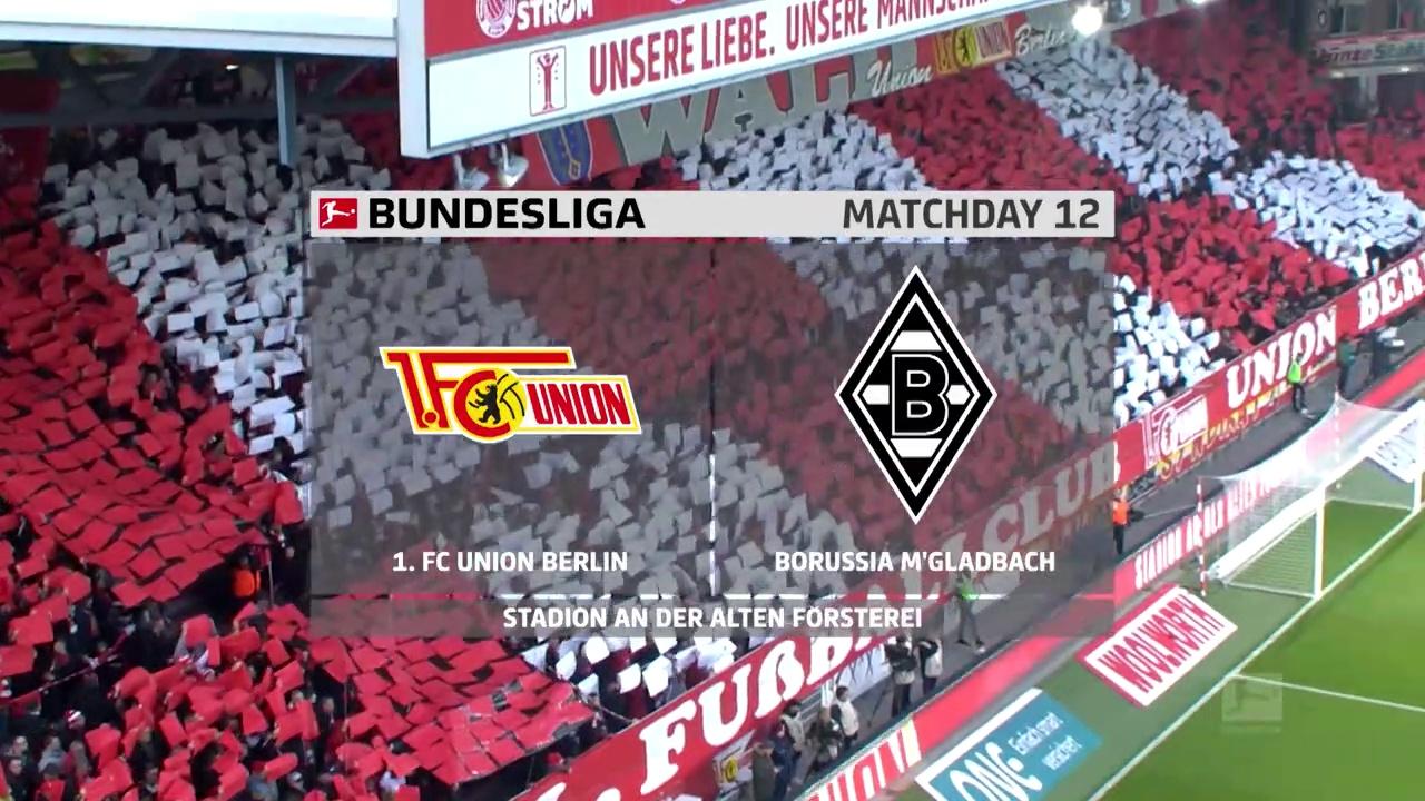 Union Berlin – Mönchengladbach (2-0) - Maç Özeti - Bundesliga 2019/20