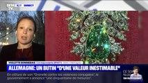 """Des diamants """"d'une valeur inestimable"""" ont été volés dans un musée de Dresde en Allemagne"""