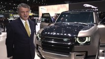 New 2020 Land Rover Defender at the 2019 LA Auto Show - Sir Ralf Speth, CEO, Jaguar Land Rover