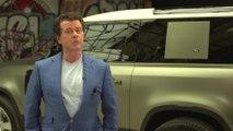 New 2020 Land Rover Defender at the 2019 LA Auto Show - Professor Gerry McGovern