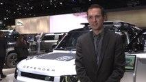 New 2020 Land Rover Defender at the 2019 LA Auto Show - Rob Filipovic