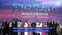 'Frozen II' Debuts at $127 Million Opening Weekend