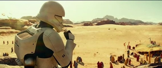 "Extrait Star Wars IX : ""maintenant ils volent"""