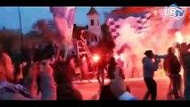 Dans le cortège des supporters OM-Lyon 101119 partie 3