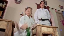 8-Year-Old Breaks Martial Arts And Origami World Records