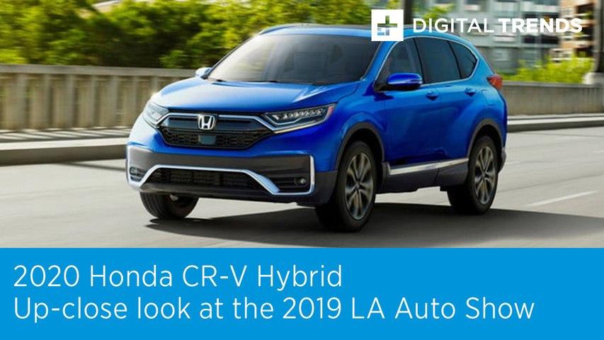 The Honda CR-V is the most important car Honda will make next year