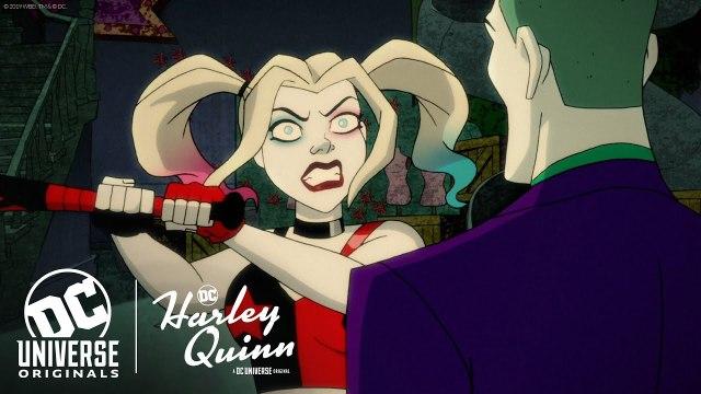 Harley Quinn - Full Trailer - DC Adult Universe 2019