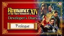 """Romance of the Three Kingdoms XIV - Carnet de développeurs """"Prologue"""""""
