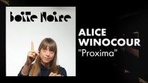Alice Winocour   Boite Noire