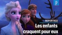 « La Reine des neiges 2 » : les enfants sont sous le charme
