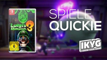 Luigi's Mansion 3 - Spiele-Quickie