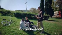 Los machistas hablan español en este vídeo del Ayuntamiento de Barcelona