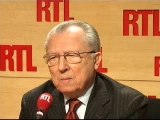Jacques Delors chez Apathie RTL