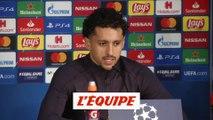 Marquinhos «Ça va être une bonne bataille» - Foot - C1 - PSG