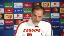 Tuchel «Kylian Mbappé est notre joueur» - Foot - C1 - PSG